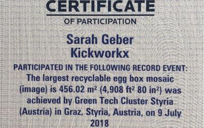 Guinness Weltrekord